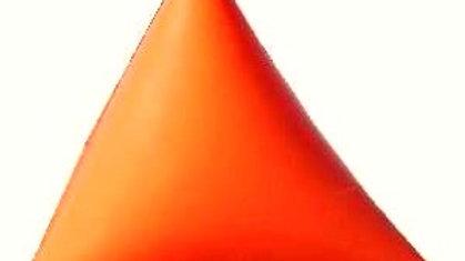 Premium 7' Triangle Swim Marker Buoy - ORANGE or YELLOW