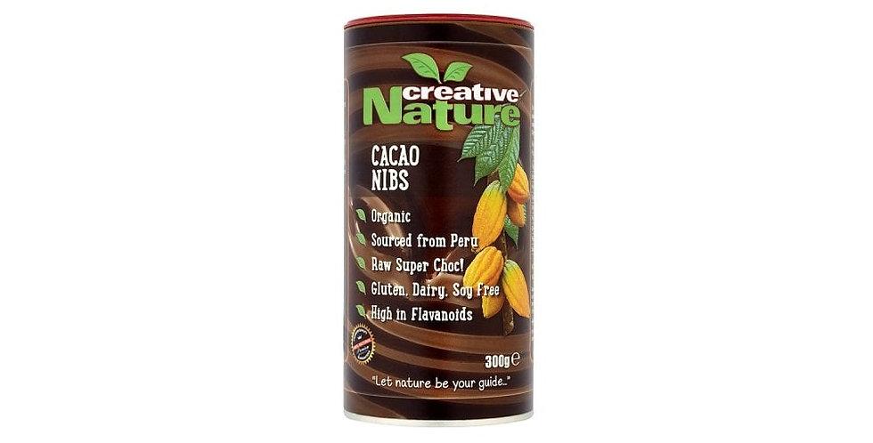 Creative nature. Raw cocao nibs. 150g