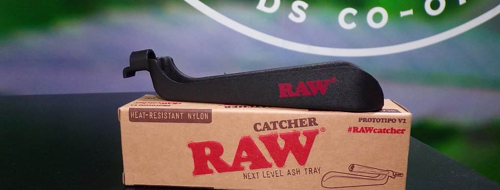 Raw catcher.
