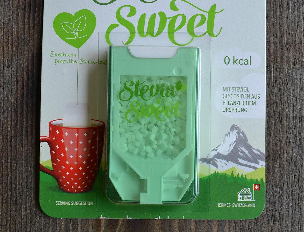 Stevia sweet.