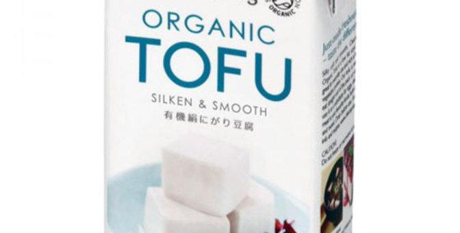 Clearspring. Organic tofu.