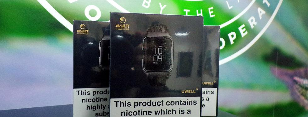 Uwell amulet watch pod system.