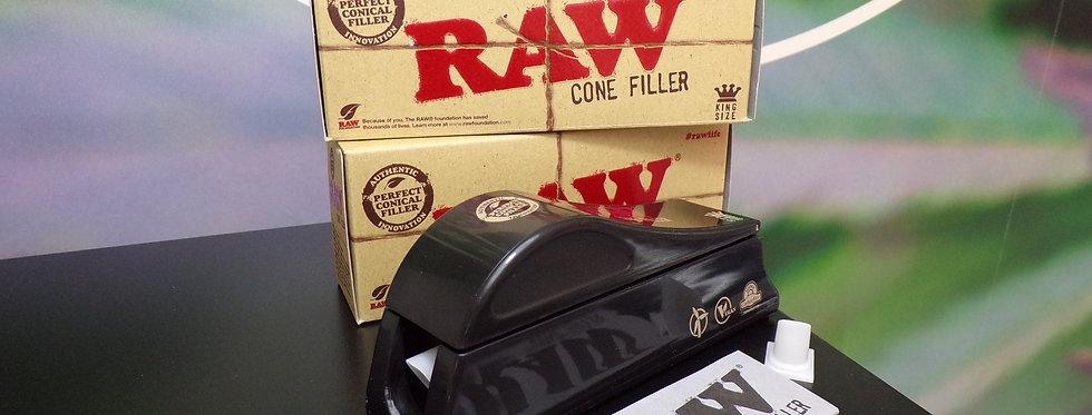 Raw cone filler.