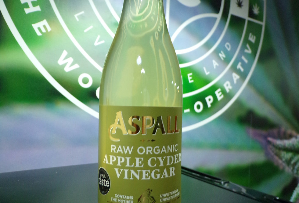 Aspall. Apple cider vinegar. 500ml