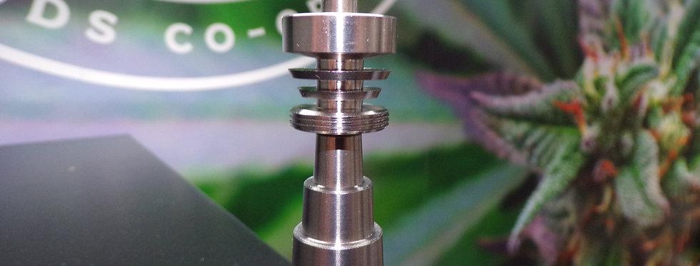 Titanium mutili size nail/e nail.