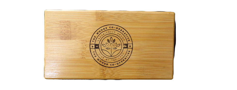 The woods small rolling box.