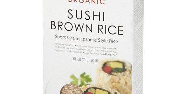 Clearspring. Organic sushi brown rice.