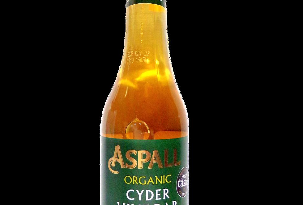 Aspall organic cider vinegar.