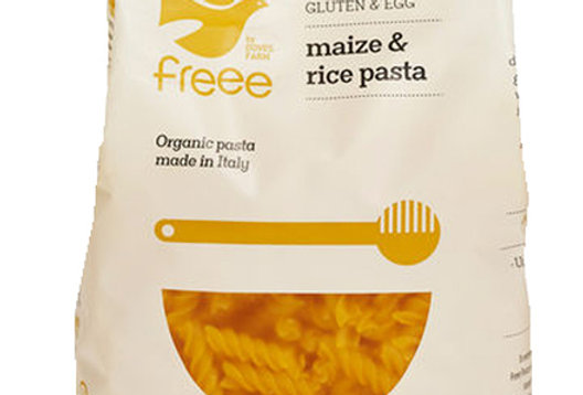 Doves Farm Freee Gluten Free Maize & Rice Penne Pasta 500g