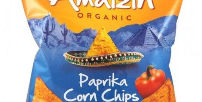 Amaizin Paprika Corn Chips 75g