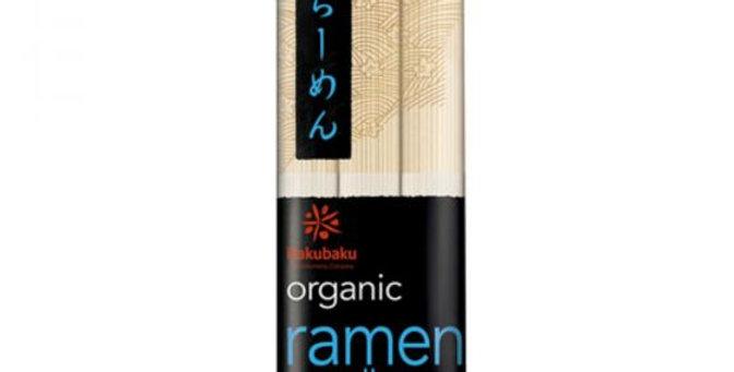 Hakubaku. Organic ramen noodles. 270g