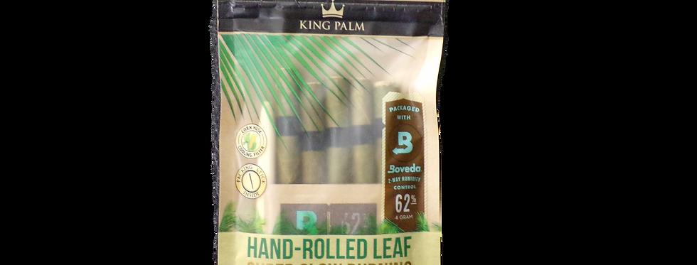 King palm. 5 mini rolls.