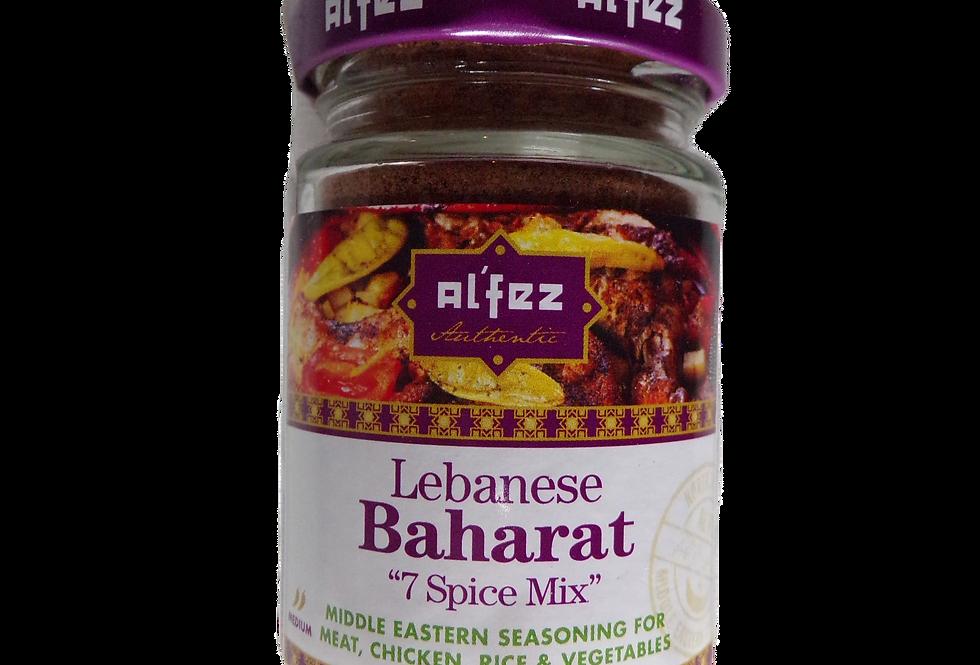 Alfez. Lebanese baharat. 7 spice mix.