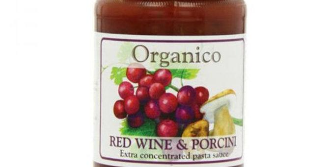 Organico. Red wine and porcini. 360g