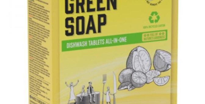 Marcels Grapefruit & Lime Dishwash Tablet 24s