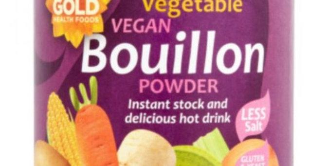 Marigold Swiss Vegetable Bouillon - Reduced Salt & Vegan 150g
