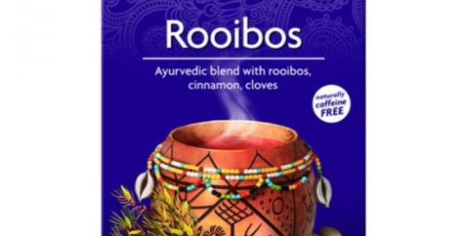 Yogi tea. Rooibos. 17 tea bags.