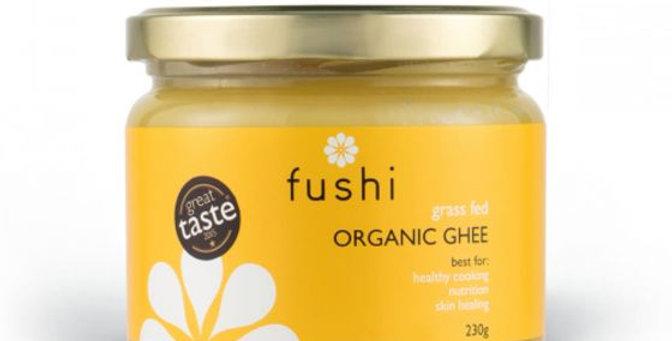 Fushi. Organic Ghee. Grass fed. 230g