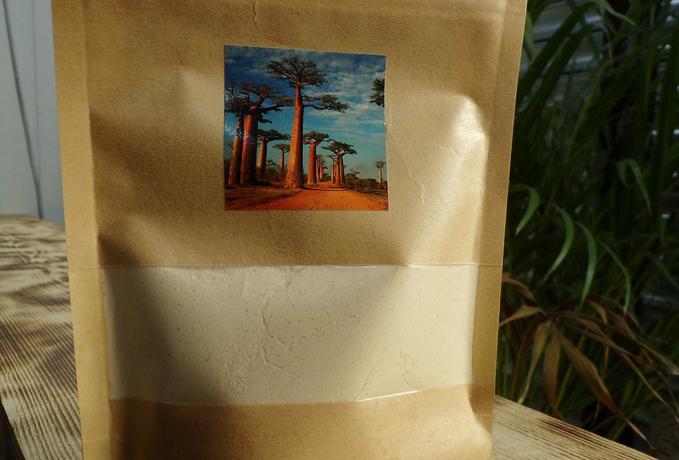 Baobab superfruit powder 100g.