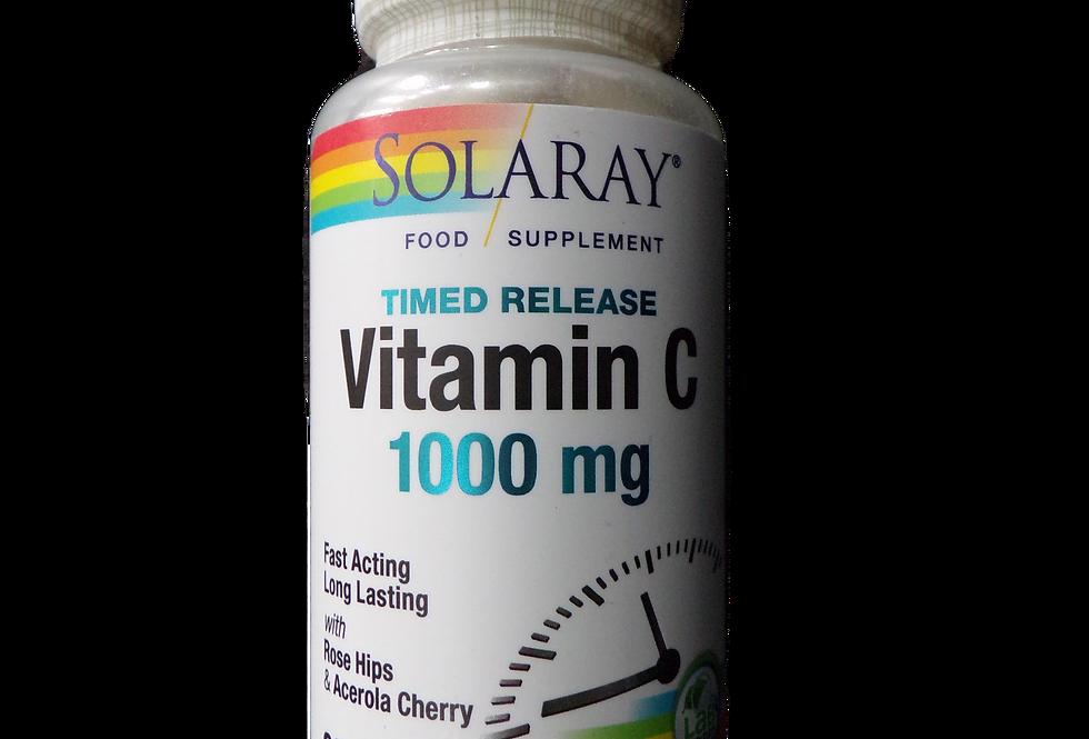 Solaray Vitamin c 1000mg