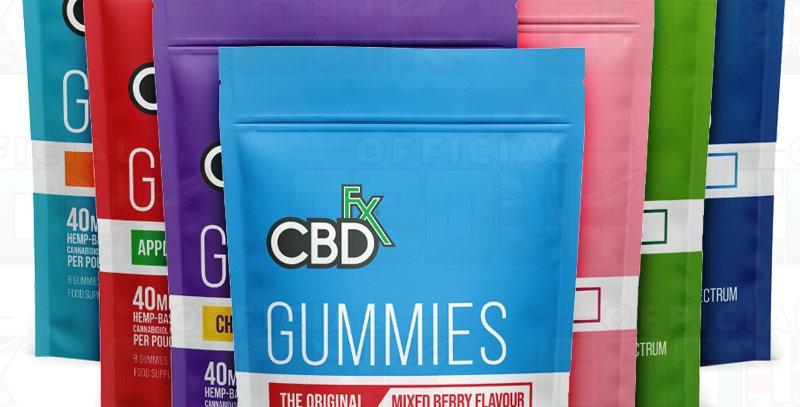Cbd fx Gummies.