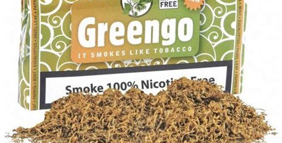Greengo. 30g natural nicotine free.