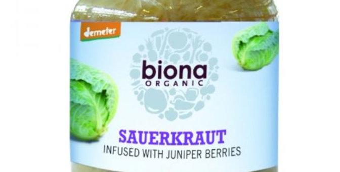 Biona organic sauerkraut