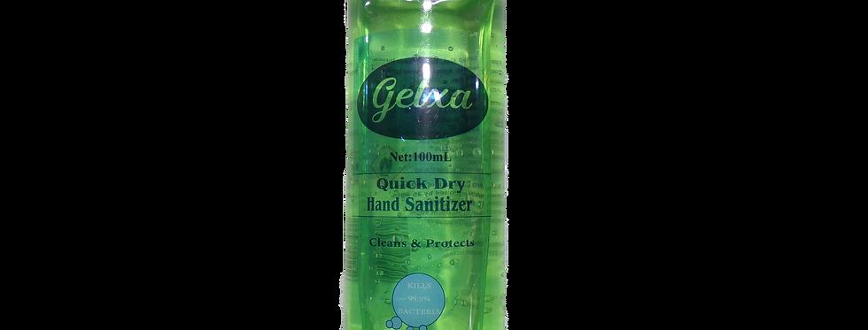 Gelxa.  100ml hand sanitizer.