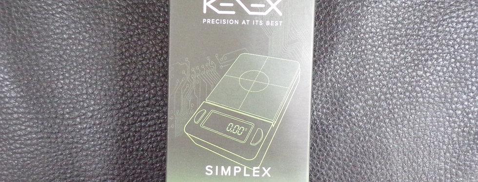 Kenex simplex digital scales.  0.01g