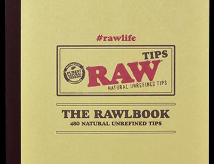 Raw The Rawlbook.