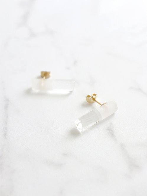 FAITH stud earrings - Clean