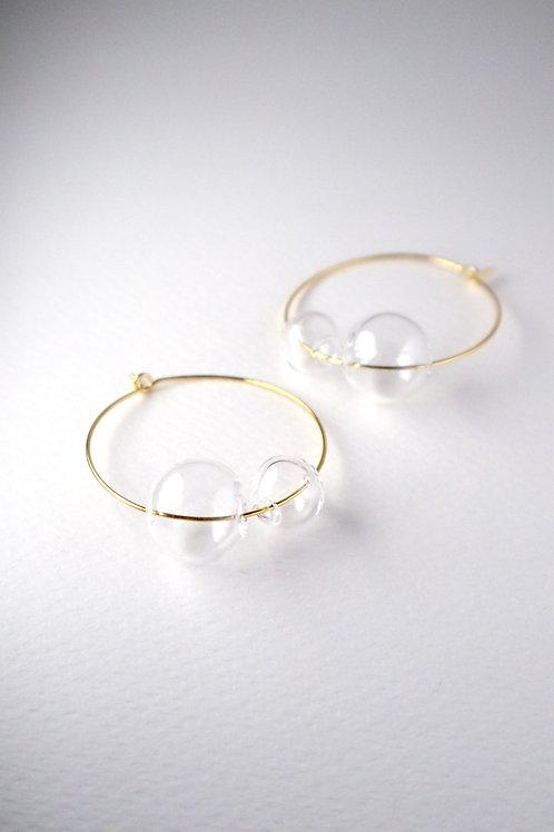 GEMELLO earrings - Clean