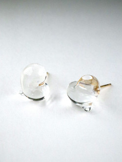 CUORE stud earrings - Clean
