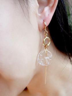 DREW single earring