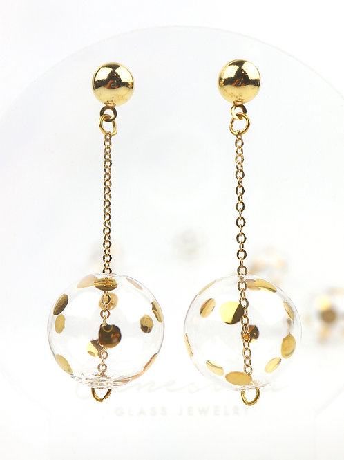 JEANNE -Gold dots