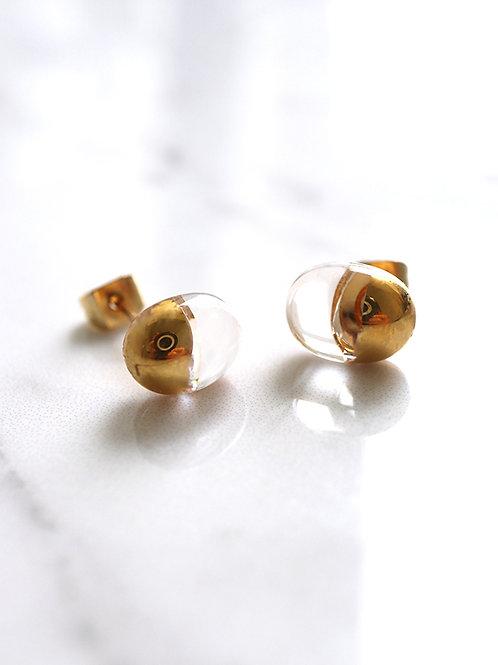 PILLOLA stud earrings - Clean
