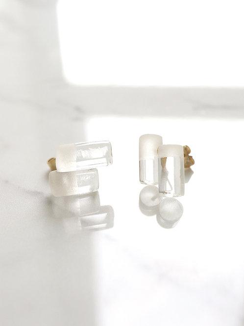 MINU stud earrings - Clean