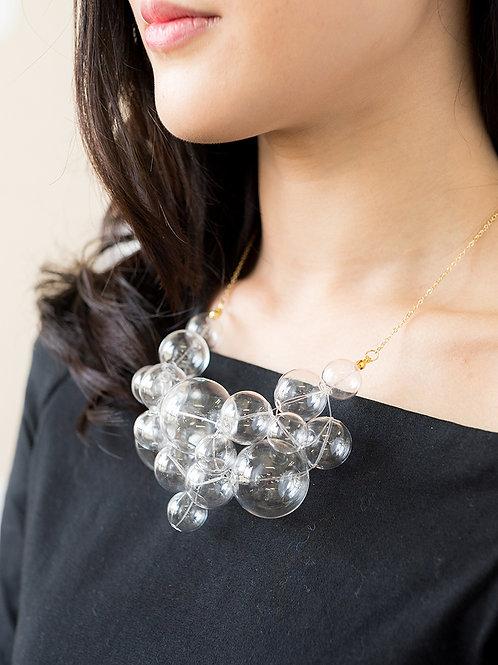 SOGNI - Glass Bubbles Dream Necklace
