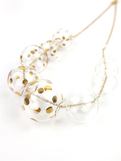 PERLA - Gold dots