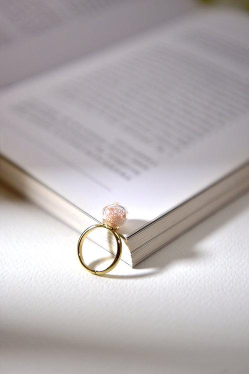 GEMMA Ring - Pink