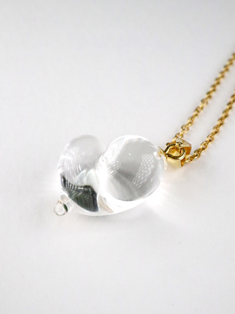 CUORE necklace - Clean