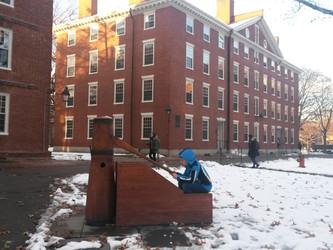 Jakob na Harvardu