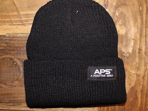 APS Beanie-Black