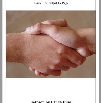 Pulpit to Page, Issue 1: Zacchaeus (Part 2)