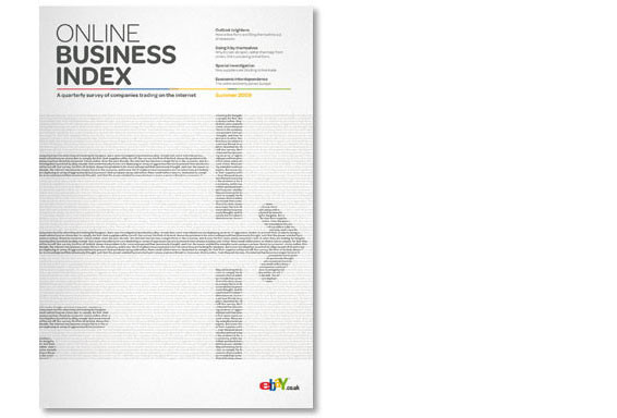 Online Business Index