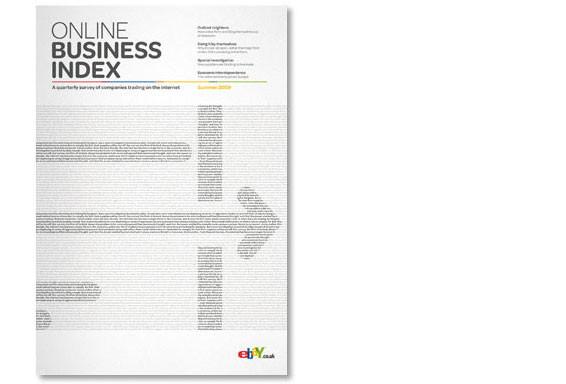 Online Business Index