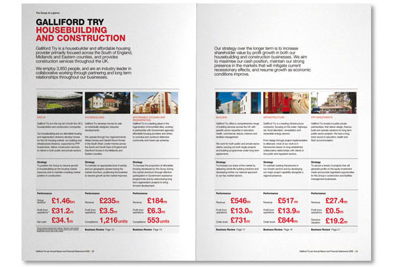 Galliford Try Annual & CR Reports 2009