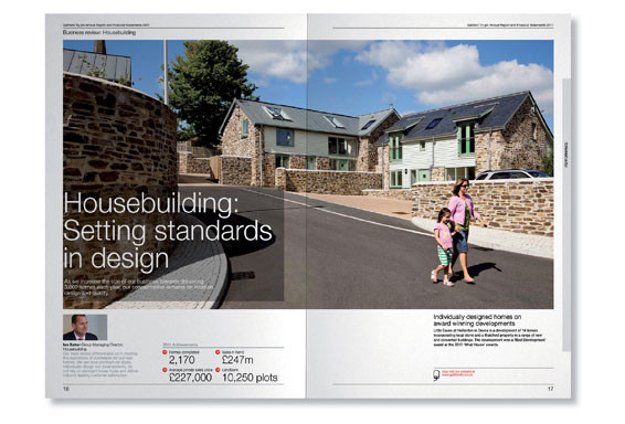 Galliford Try Annual & CR Reports 2010