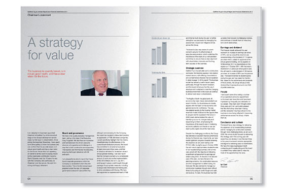 Galliford Try Annual Report 2011