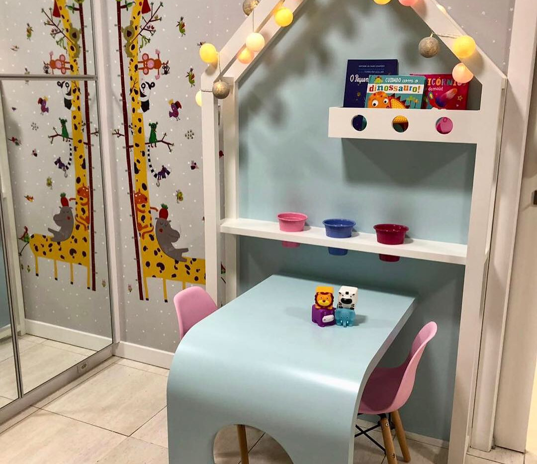 Consultório pediatria